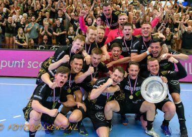 HV Aalsmeer Landskampioen 2018 - 2019