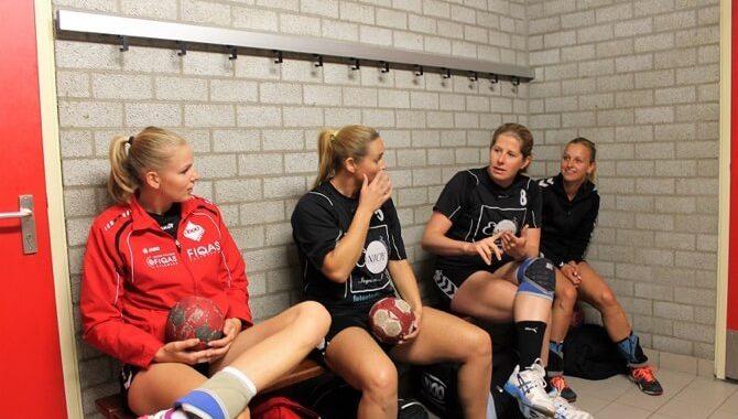 Prima start hv aalsmeer dames 2