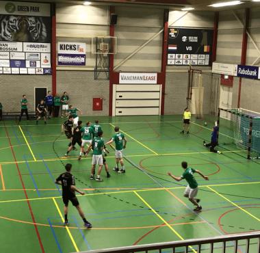 Green Park Aalsmeer Heren 2 verliest eerste plaatsingswedstrijd